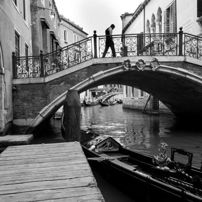 Venice Gondolas & Water (2014)