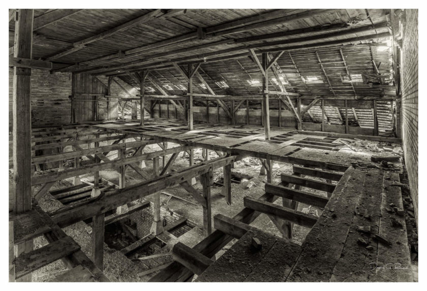 Lost Places… another one with Nikon 19mm PC-E