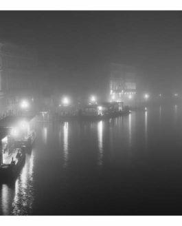 Venice at night & in fog