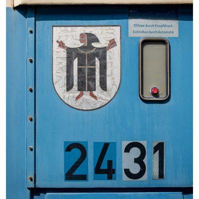 Trambahn Augsburg / Blindheim
